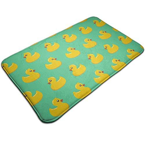 28d36a5b82 GDESFR felpudoFun Novelty Rubber Duck Antibacterial Doormat Home Bathroom  Bedroom Mat Kitchen Floor Decor Rug Non
