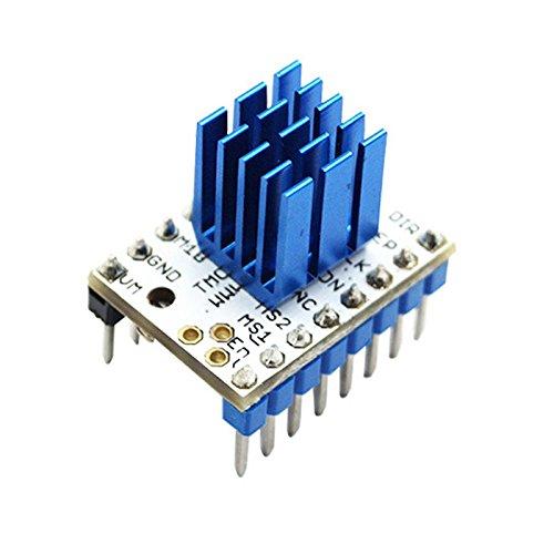 Rokoo TMC 2130/2208 Stepstick Schrittmotortreibermodul + Kühlkörper für 3D-Drucker