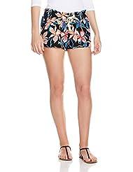Roxy Oceanside J NDST MGE6 - Pantalones cortos para mujer, multicolor
