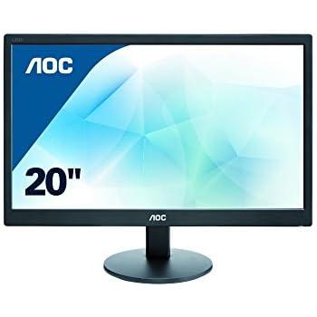 AOC E2070SWN 49,5 cm Monitor schwarz: Amazon.de: Computer