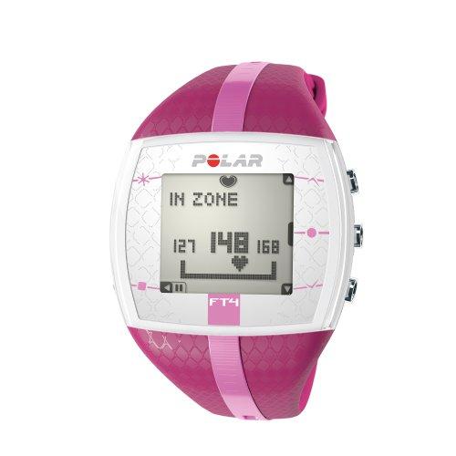 Zoom IMG-2 polar ft4 cardiofrequenzimetro e orologio