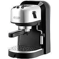 DeLonghi EC 271.B - Cafetera de espresso manual, 2 tazas, 1 l