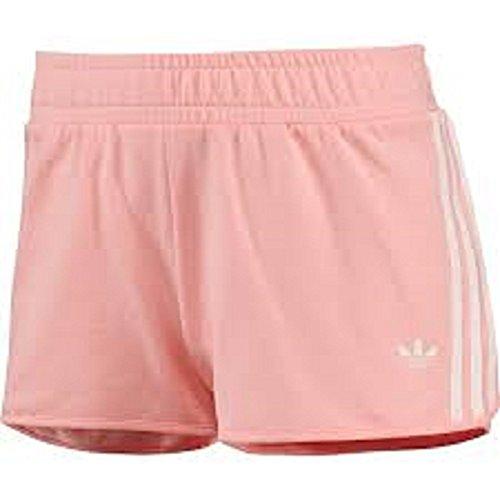adidas Herren Badeshort Pink/White