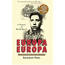 [(Europa, Europa )] [Author: Solomon Perel] [Mar-1999]