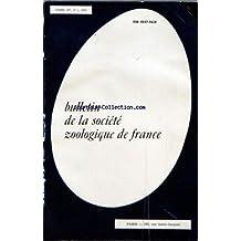 BULLETIN DE LA SOCIETE ZOOLOGIQUE DE FRANCE - 1982 - L.F. RULLIER - J.L. D'HONDT - C.G. EMIG - D. GASPARD - E. BOUCAUD-CAMOU - D. FREDJ-REYGROBELLET ET G. FREDJ - C.C. EMIG - CH. JEUNIAUX - G. LUTAUD - F. BIGEY - A. OCCHIPINTI - P. EMSCHERMANN