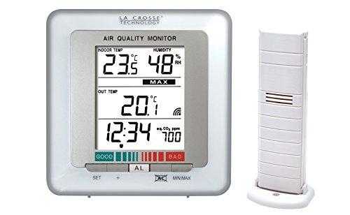 La Crosse Technology WS272 Station avec indicateur de la qualité de l'air