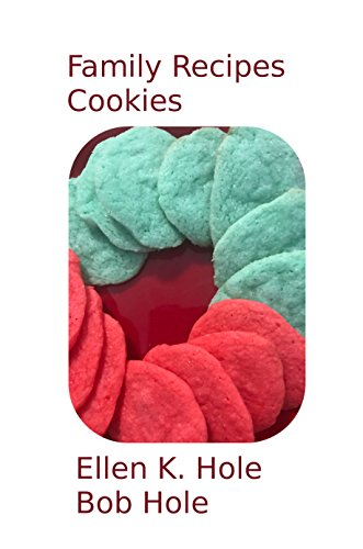 Family Recipes Cookies (English Edition)