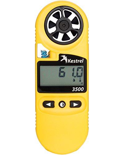 Kestrel 3500 Pocket Weather Meter / Digital Psychrometer Altimeter Anemometer