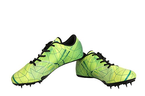 NIVIA Running Spikes Spirit (10)  available at amazon for Rs.1099