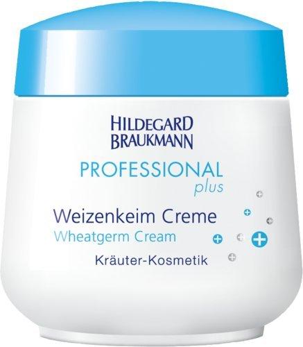 Hildegard Braukmann Professional Plus Weizenkeim Creme, 2er Pack (2 x 50 ml)