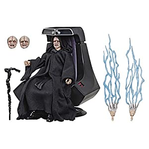 Star Wars Black Series Emperador Palpatine (Hasbro E6125EU4)