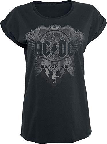 AC/DC Black Ice T-Shirt schwarz XXL