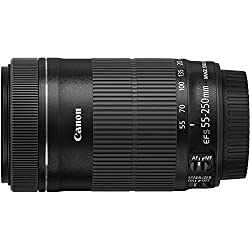 Canon - 8546B002 - Objectif - EF-S 55-250 mm f/4-5,6 IS STM