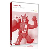 Poser 7 Core Video Training (DVD-ROM) (PC/Mac)