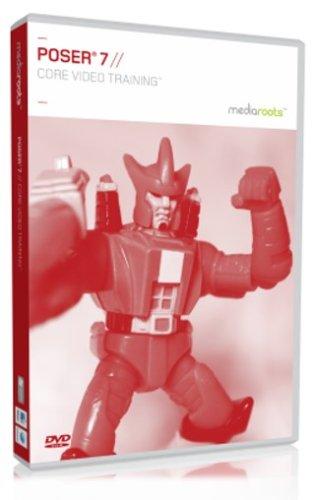 Poser 7 Core Video Training (DVD-ROM) (PC/Mac) Test