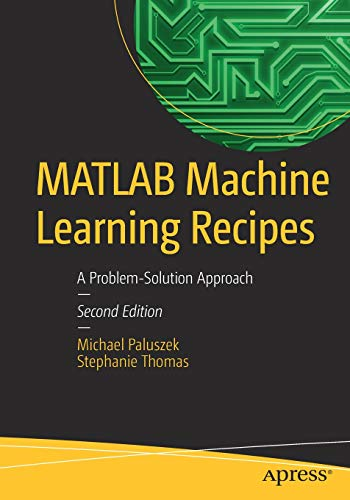 MATLAB Machine Learning Recipes: A Problem-Solution Approach (Matlab Filter)