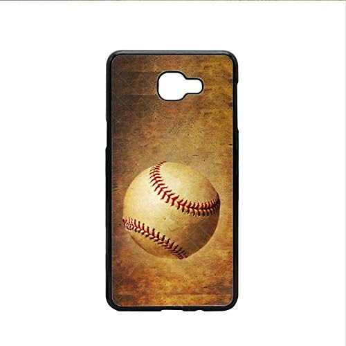 Gogh Yeah Handyschalen aus Kunststoff F¨¹r Mann Verwenden F¨¹r Samsung J7 Prime Charakter mit Baseball 1