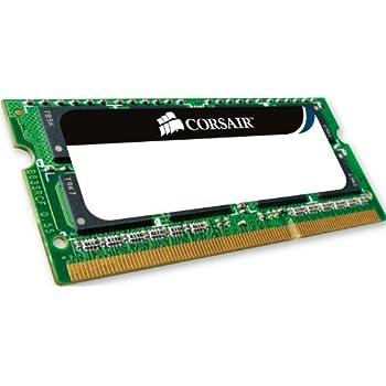 Corsair Value Select - Módulo de Memoria SODIMM de 2 GB (1 x ...