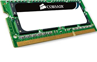 Corsair VS1GSDS667D2 Value Select 1GB (1x1GB) DDR2 667 Mhz CL5 200 Pin SODIMM Memory Module (B000FJMX4M) | Amazon price tracker / tracking, Amazon price history charts, Amazon price watches, Amazon price drop alerts