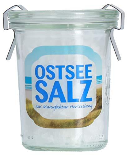 Ostseesalz - Pyramiden naturbelassen - 45g -