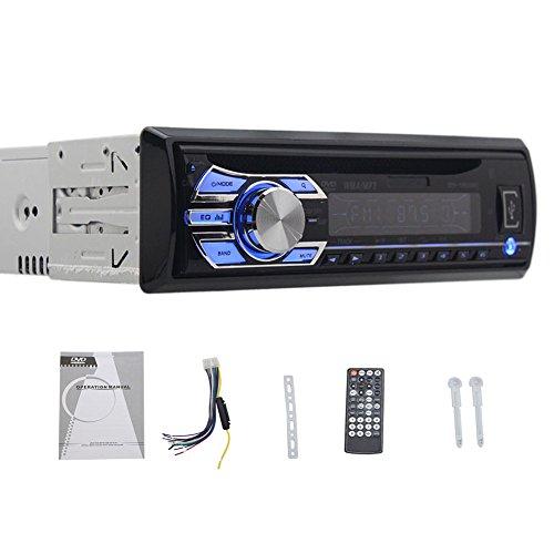 Simple st¨¦r¨¦o voiture DIN USB SD FM Radio AM DVD de voiture Lecteur de CD pour Universial voiture avec t¨¦l¨¦commande