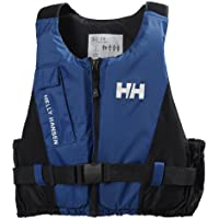 Helly Hansen Rider Vest Life Jacket-543 Sea Blue, Size 40/50