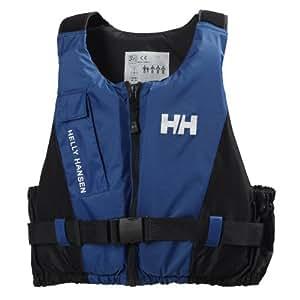 Helly Hansen Rider Vest, Gilet di salvataggio, Blu (Sea Blue), Capacità 30/40 kg/(Taglia produttore:XXS)