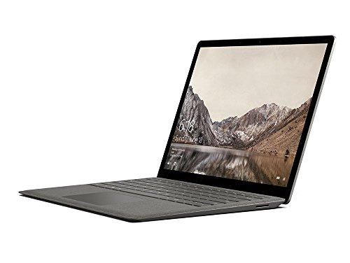 Microsoft Surface Laptop 34,29 cm (13,5 Zoll) (Intel Core i5, 256GB Festplatte, 8GB RAM, Intel HD Graphics 620, Win 10 S) Graphit Gold (Laptop Screen Microsoft Touch)