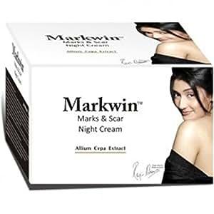 Markwin Marks & Scar Night Cream - 50 gm