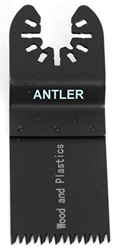 10x Antler 35mm Grob Klingen Dewalt Stanley Worx F30 Black & Decker Erbauer Oszillierende Multi Tool