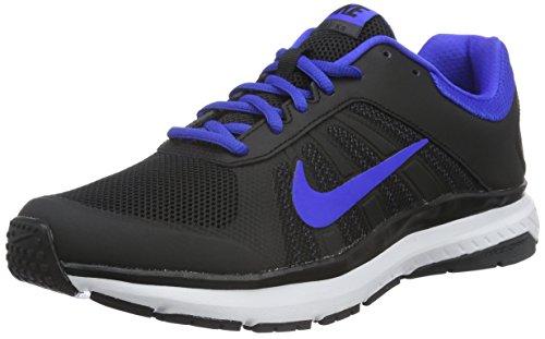 Nike Uomo Dart 12 scarpe da corsa, Negro (Black / Racer Blue-Anthracite-White), 41 EU