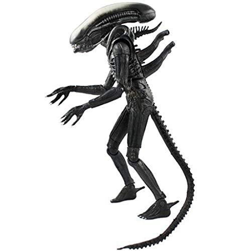 Ldwxxx Spielzeug Statue Alien Spielzeug Modell Film Charakter Geschenk/Sammlerstück/Shaped 23CM (Alien-film-sammlerstücke)