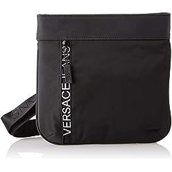 Versace Jeans Ee1ysbb32, Sacs portés épaule homme, Noir (Nero), 1x25x26 cm (W x H L)