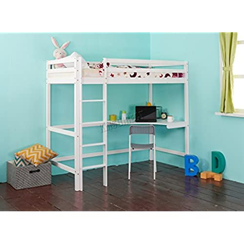 and master sunset bunk beds kids hayneedle bed white loft baby