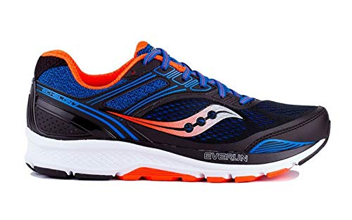 Saucony Echelon 7 Shoes Men Black Blue Schuhgröße US 13 | EU 48 2019 Laufsport Schuhe - Saucony Größe Herren 13