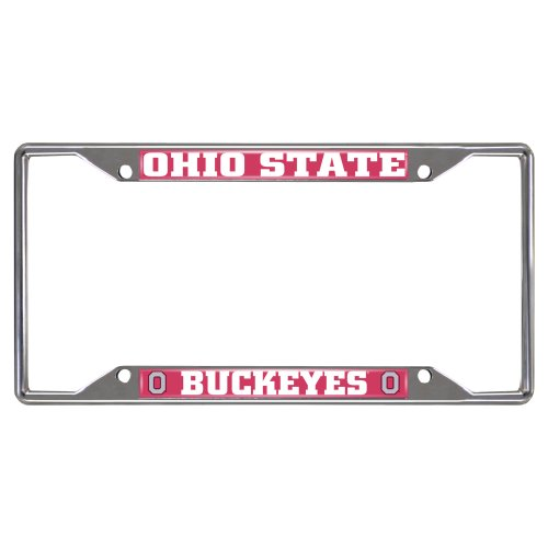 FANMAT 14871 Ohio State License Plate Frame