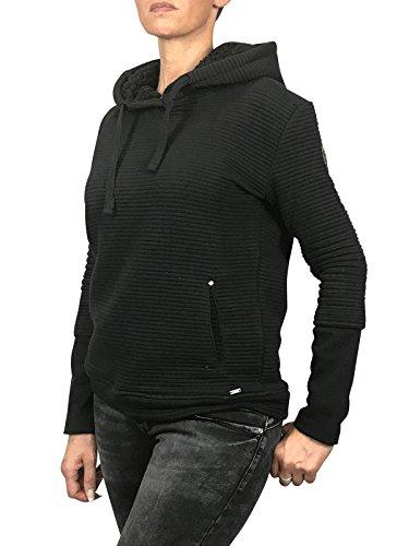 Khujo Elida Girl-Kapuzenpulli schwarz S (Holloway Kapuzen-pullover)