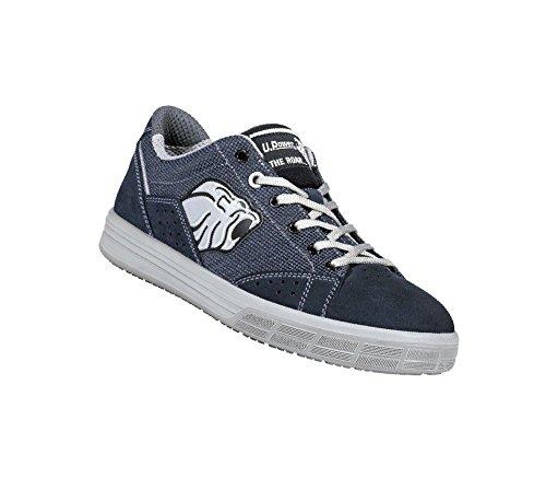 U POWER  TROPHY, Chaussures de sécurité pour homme Bleu - Marina