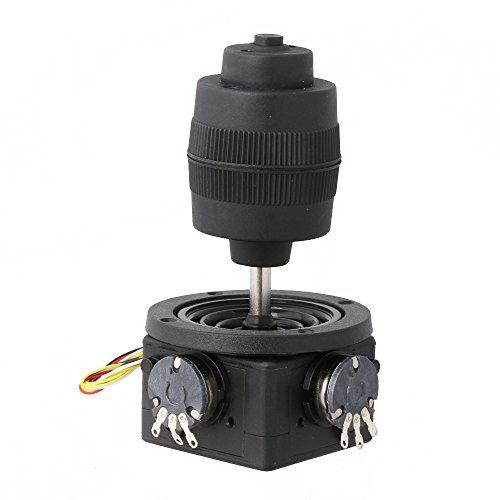 LYWS Joystick Potentiometer JH-D400X-R1 5K, 220°4-Achsen-Versiegelter PTZ Thermistor