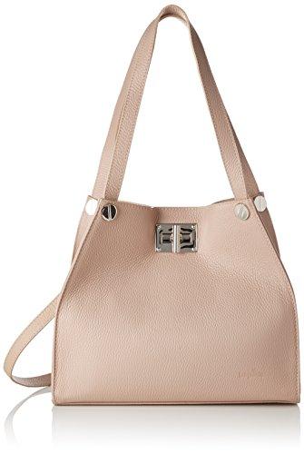 Bags4Less Gloria, Shoppers y bolsos de hombro Mujer, Pink (Nude), 11x27x31 cm (B x H T)