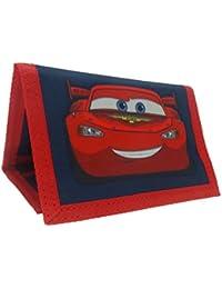 Disney Cars Wallet Porte-monnaie, 13 cm, Rouge (Red)