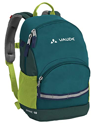 VAUDE Kinder Minnie 10 Rucksäcke10-14l, Petroleum, one Size