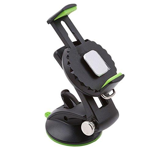 LnLyin Kunststoff Kontrollinstrument Tabelle Silikon Saugnapf Universal 360 'Rotierenden Auto Montiert Handy Halterung Smartfon Halterung