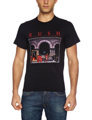 Rush - T-Shirt Moving Pictures (in XL)