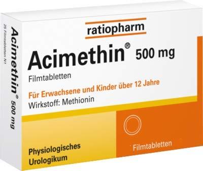 ACIMETHIN, 50 St