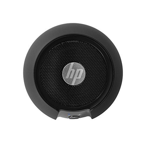 HP S6500 Wireless Mini Speakers (Black)