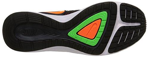 Nike Dual Fusion X, Scarpe Sportive, Uomo Drk Obsdn/Ttl Orng-Cl Gry-Vltg