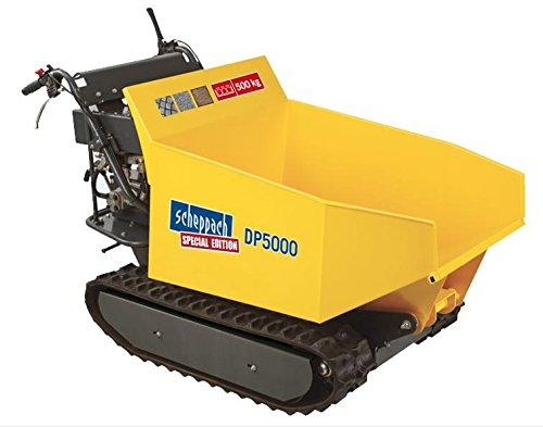 DP5000 MINI-RAUPEN-DUMPER 500 KG 4-Takt-Benzinmotor 6,5 PS