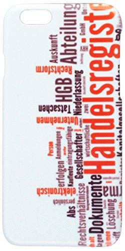 Handelsregister (Unternehmen, Firma, Inhaber) Handy Tasche Cover Case Samsung S5