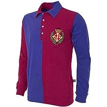 d5ea646a4f COPA Football - Camiseta Retro FC Barcelona 1899 (M)